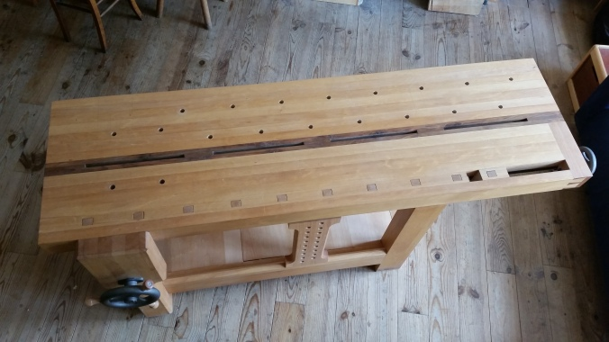 Roubo T2 Woodworks Plus